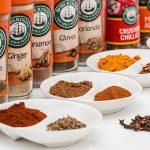 Les principales épices servant à éliminer les graisses