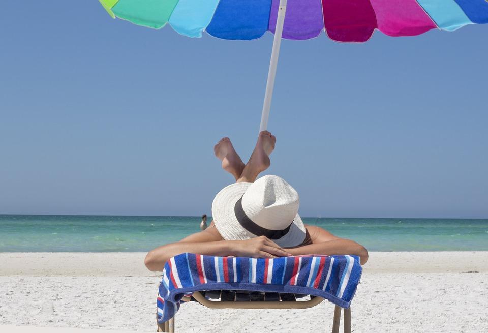 Les bains de soleil pour votre bien-être