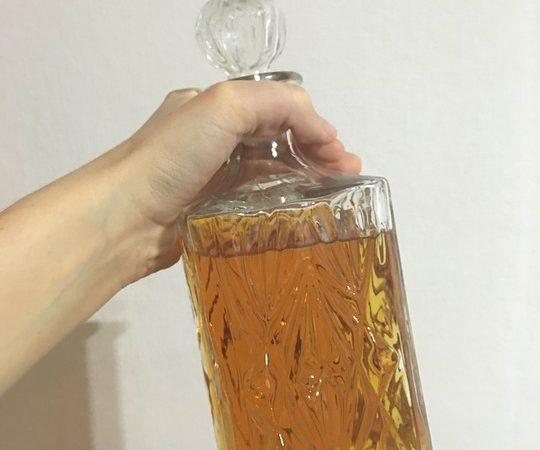 La carafe à whisky en cristal, pour une excellente préservation du whisky aux finitions irréprochables