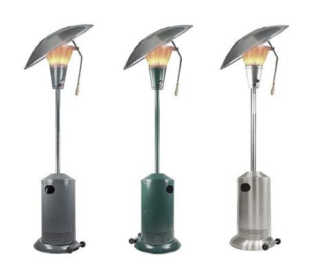 Le parasol chauffant, un moyen adapté de rechauffement en des périodes de hautes températures de froid
