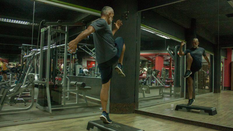 Comment est ce que de passe la prise en main avec  les planches d'équilibre ?